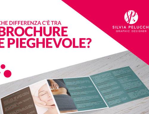 Che differenza c'è tra brochure e pieghevole?