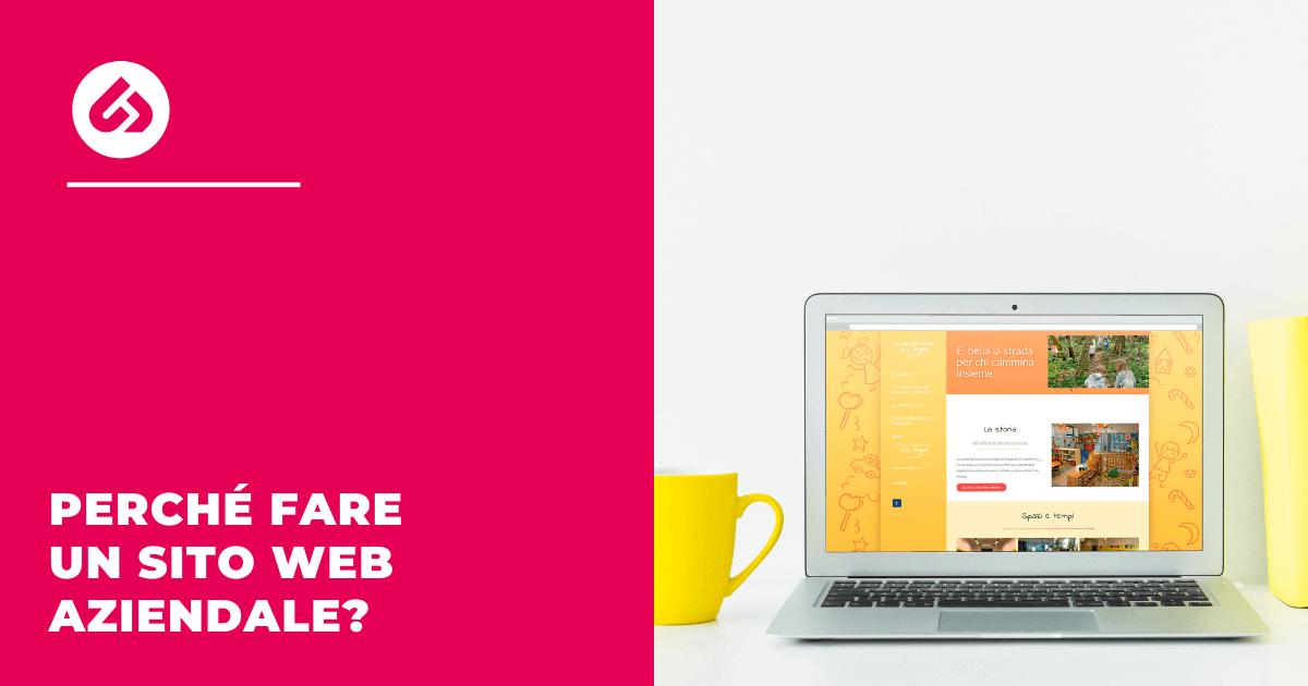 Perché fare un sito web aziendale